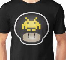 Mushroom-Invaders Unisex T-Shirt