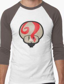 Mushroom-God Men's Baseball ¾ T-Shirt