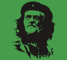 Che Corbyn - Jeremy Corbyn and Che Guevara political mash-up tshirt   Labour party leader Kids Tee