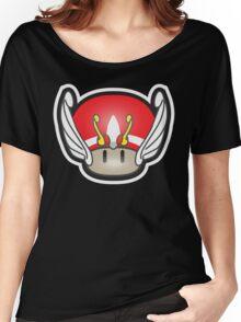 Mushroom-Seya Women's Relaxed Fit T-Shirt