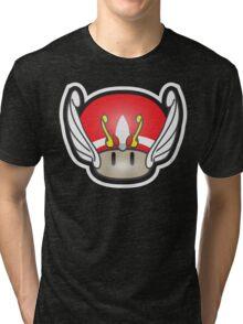 Mushroom-Seya Tri-blend T-Shirt
