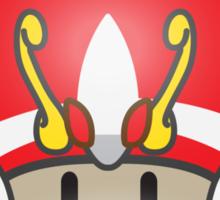 Mushroom-Seya Sticker