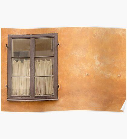 Window, Gamla Stan Poster