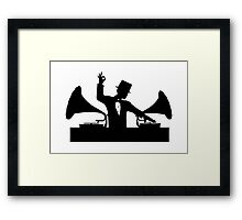 Let's Party Like It's... 1923! ...Sweeet! Framed Print