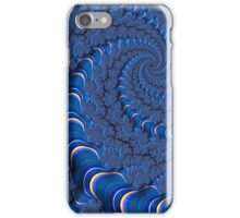 Blue Tube Phone Case iPhone Case/Skin