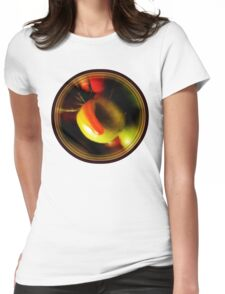 unusual Womens Fitted T-Shirt