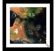Nebulae Photographic Print
