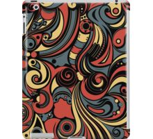 Movement (Red) iPad Case/Skin