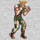 Guile by metalroses