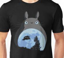 Totoro the Extra-Terrestrial Unisex T-Shirt