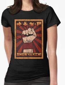 SHORYUKEN! Womens Fitted T-Shirt