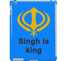 Sikh Case iPad Case/Skin