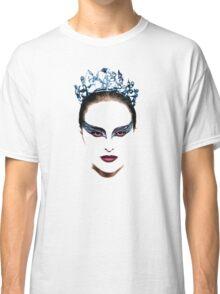 Black Swan face Classic T-Shirt