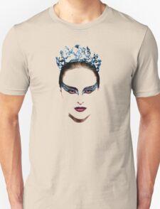 Black Swan face Unisex T-Shirt