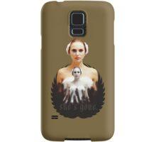 Black Swan sweet girl Samsung Galaxy Case/Skin