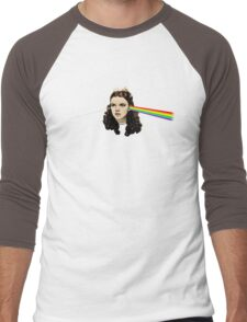 Dark side of the Rainbow Men's Baseball ¾ T-Shirt