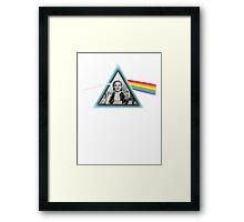 The Wizard of Floyd Framed Print
