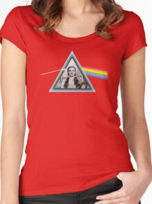 The Wizard of Floyd Women's Fitted Scoop T-Shirt