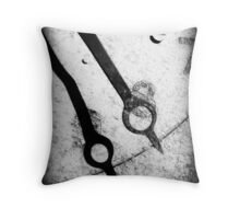 Turn back time 2 Throw Pillow