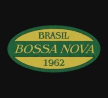 Brasil Bossa Nova 1962 Kids Tee