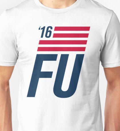 FU '16 banner Unisex T-Shirt