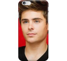 Handsome Zac Efron iPhone Case/Skin