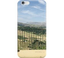 Ronda - Spain - Landscape iPhone Case/Skin