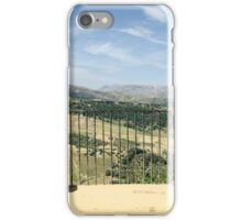 Ronda - Spain - Landscape iPhone Case/Skin