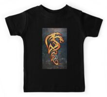 Golden Dragon Kids Tee