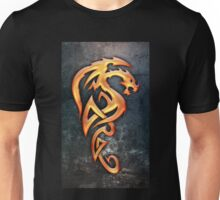 Golden Dragon Unisex T-Shirt