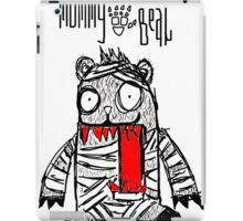 Funny Mummy  iPad Case/Skin
