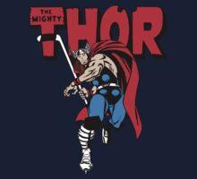 The Mighty Thor by hockeymaniac