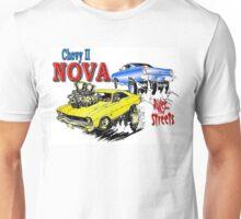 Chevy II Nova-Rules the Streets Unisex T-Shirt