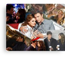 Caskett Always Metal Print