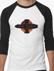 Can't stop the signal Men's Baseball ¾ T-Shirt