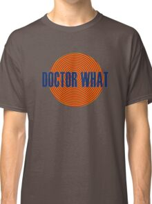 Doctor What Classic T-Shirt