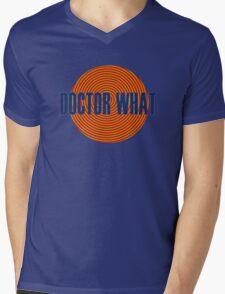 Doctor What Mens V-Neck T-Shirt