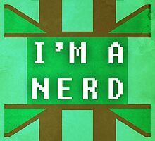 I'm A Nerd by Bethany-Bailey