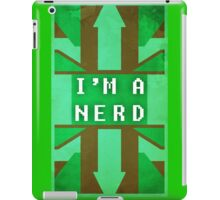 I'm A Nerd iPad Case/Skin