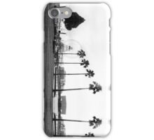 Palm Trees and Ferris Wheel iPhone Case/Skin