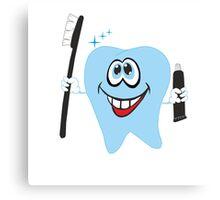 Dental Arts work1 Canvas Print