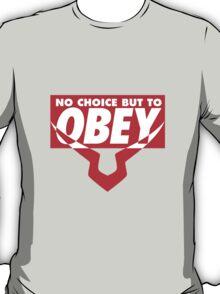Code Geass Obey T-Shirt T-Shirt
