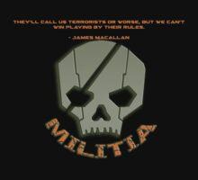 Titanfall, Militia by HammyDaHardrive