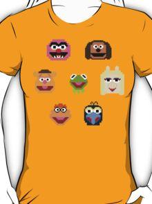 8-Bit Muppets T-Shirt