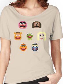 8-Bit Muppets Women's Relaxed Fit T-Shirt