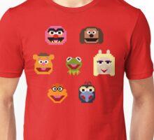 8-Bit Muppets Unisex T-Shirt