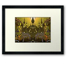 City of Androids Framed Print