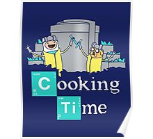C-Ti [Cooking Time] Poster