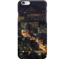 Seoul Flows iPhone Case/Skin