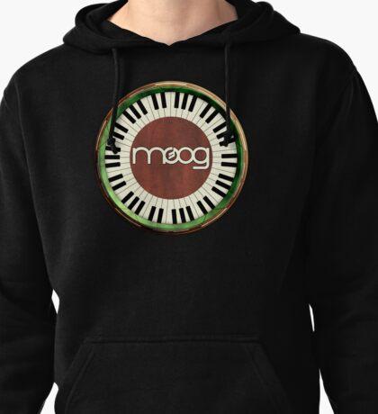 Vintage Old Moog  Pullover Hoodie
